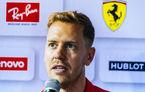 """Vettel are planuri ambițioase pentru a obține titlul: """"Obiectivul este să câștigăm toate cele șase curse rămase"""""""