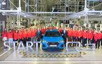 """Audi împlinește 25 de ani de activitate în Ungaria. Începe producția noului Q3 și """"a unui nou SUV"""", iar planurile implică asamblarea de mașini electrice"""