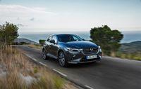 Test drive Mazda CX-3 facelift