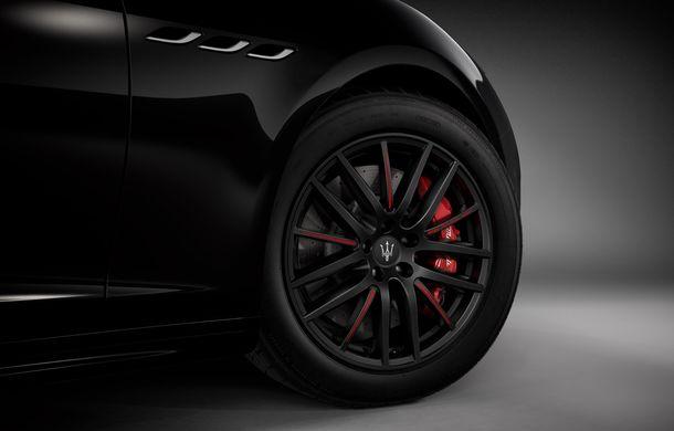 Maserati prezintă ediția specială Ghibli Ribelle: producție limitată la 200 de exemplare, iar vânzările încep în octombrie - Poza 4