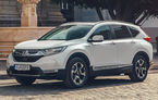 Primele imagini cu viitorul Honda CR-V Hybrid: sistem de propulsie de 184 CP și consum mediu de 5.3 litri/100 de kilometri