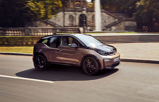 Îmbunătățiri pentru BMW i3 și i3 S: baterie de 42.2 kWh și autonomie de până la 310 kilometri conform standardului WLTP - Poza 4