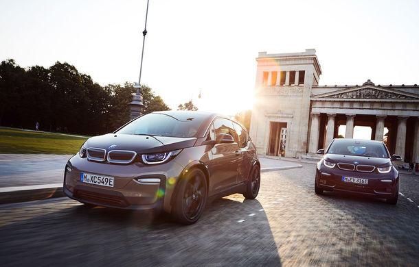 Îmbunătățiri pentru BMW i3 și i3 S: baterie de 42.2 kWh și autonomie de până la 310 kilometri conform standardului WLTP - Poza 5
