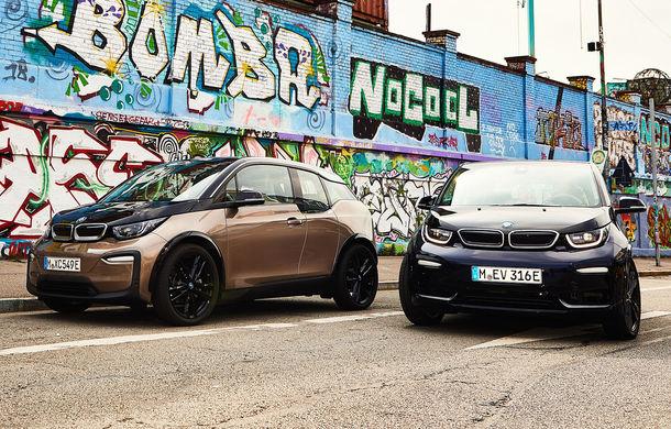 Îmbunătățiri pentru BMW i3 și i3 S: baterie de 42.2 kWh și autonomie de până la 310 kilometri conform standardului WLTP - Poza 12