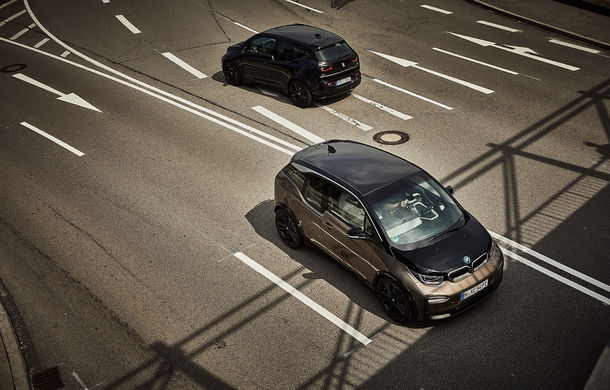 Îmbunătățiri pentru BMW i3 și i3 S: baterie de 42.2 kWh și autonomie de până la 310 kilometri conform standardului WLTP - Poza 14
