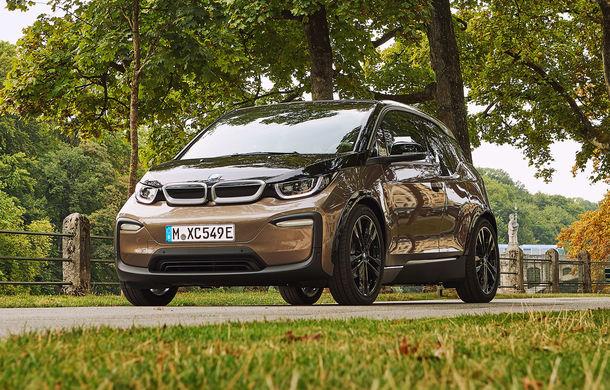 Îmbunătățiri pentru BMW i3 și i3 S: baterie de 42.2 kWh și autonomie de până la 310 kilometri conform standardului WLTP - Poza 11