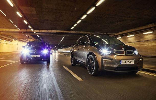 Îmbunătățiri pentru BMW i3 și i3 S: baterie de 42.2 kWh și autonomie de până la 310 kilometri conform standardului WLTP - Poza 8