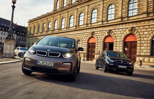 Îmbunătățiri pentru BMW i3 și i3 S: baterie de 42.2 kWh și autonomie de până la 310 kilometri conform standardului WLTP - Poza 2