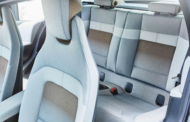 Îmbunătățiri pentru BMW i3 și i3 S: baterie de 42.2 kWh și autonomie de până la 310 kilometri conform standardului WLTP - Poza 21