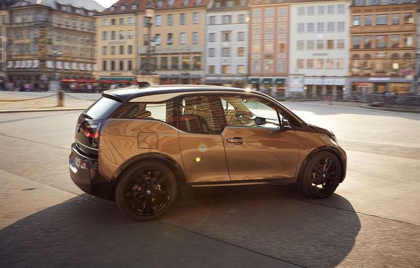 Îmbunătățiri pentru BMW i3 și i3 S: baterie de 42.2 kWh și autonomie de până la 310 kilometri conform standardului WLTP - Poza 6