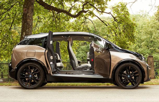 Îmbunătățiri pentru BMW i3 și i3 S: baterie de 42.2 kWh și autonomie de până la 310 kilometri conform standardului WLTP - Poza 13