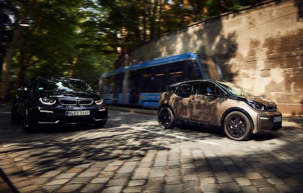 Îmbunătățiri pentru BMW i3 și i3 S: baterie de 42.2 kWh și autonomie de până la 310 kilometri conform standardului WLTP - Poza 3