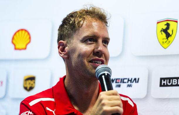 Vettel și Hamilton, cei mai rapizi în antrenamentele din Rusia. Verstappen, Ricciardo și Alonso, penalizați pe grilă - Poza 1