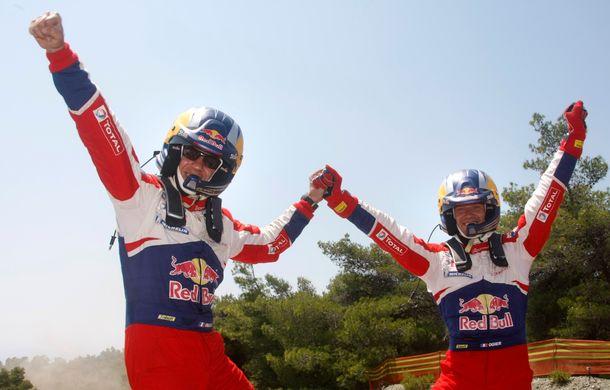 Sebastien Ogier a semnat cu Citroen: pilotul francez revine în cadrul echipei cu care a debutat în Campionatul Mondial de Raliuri - Poza 6