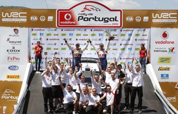 Sebastien Ogier a semnat cu Citroen: pilotul francez revine în cadrul echipei cu care a debutat în Campionatul Mondial de Raliuri - Poza 7
