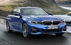 Noua generație BMW Seria 3: design revizuit, tehnologii de ultimă generație și o gamă generoasă de motoare diesel și benzină
