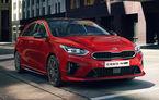 Atac la Focus ST-Line: Kia lansează versiunea GT Line pentru Ceed. Design mai agresiv și accesorii sport pentru interior
