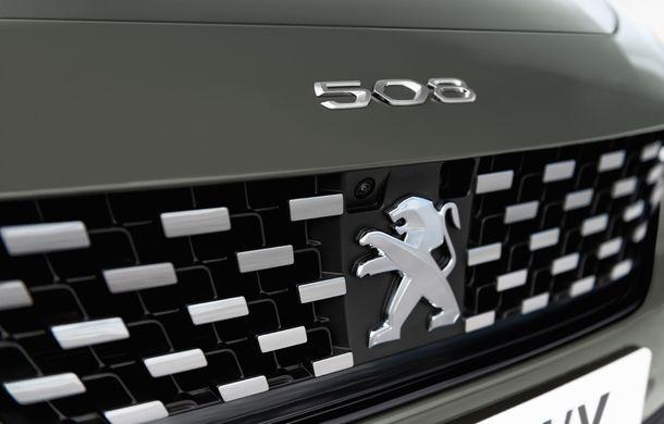 Peugeot lansează seria limitată 508 SW First Edition: aspect sportiv și dotări de top pentru break-ul producătorului francez - Poza 11