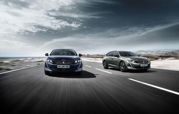 Peugeot lansează seria limitată 508 SW First Edition: aspect sportiv și dotări de top pentru break-ul producătorului francez - Poza 2