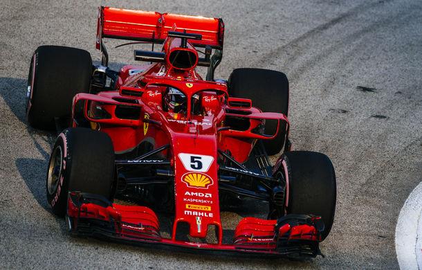Ferrari va modifica culorile monopostului: italienii vor promova o inițiativă a sponsorului Philip Morris - Poza 1