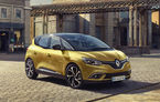Viitorul lui Renault Scenic este incert: francezii analizează dacă să continue dezvoltarea monovolumului