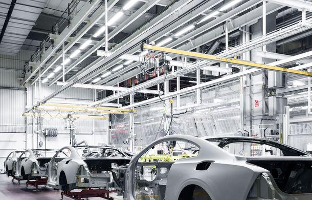 34 de prototipuri Polestar 1 vor părăsi uzina din Goteborg: suedezii încep testele finale. Versiunea de serie a coupe-ului hibrid intră în producție în 2019 - Poza 2