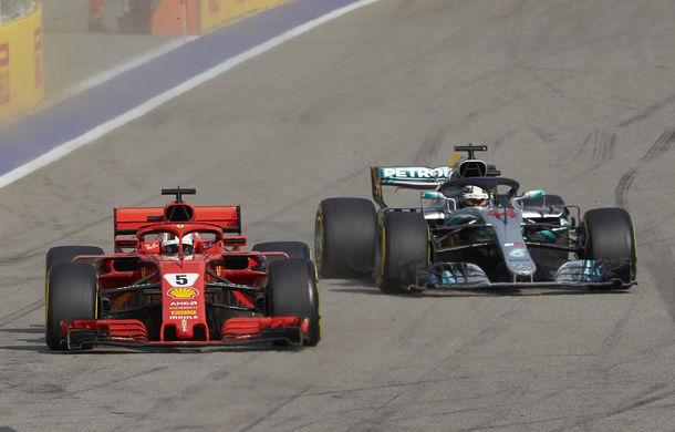 Mercedes a dominat antrenamentele de la Suzuka: Hamilton, cel mai bun timp. Ferrari, la aproape o secundă în urmă - Poza 1