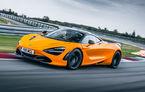 McLaren 720S Track Pack: supercar-ul britanic a primit o echipare destinată circuitelor