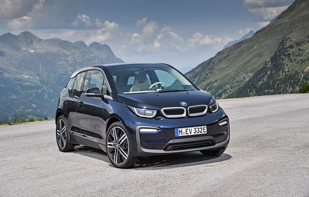 BMW i3 cu range extender, eliminat din ofertă: modelul rămâne disponibil doar în versiunea electrică - Poza 1