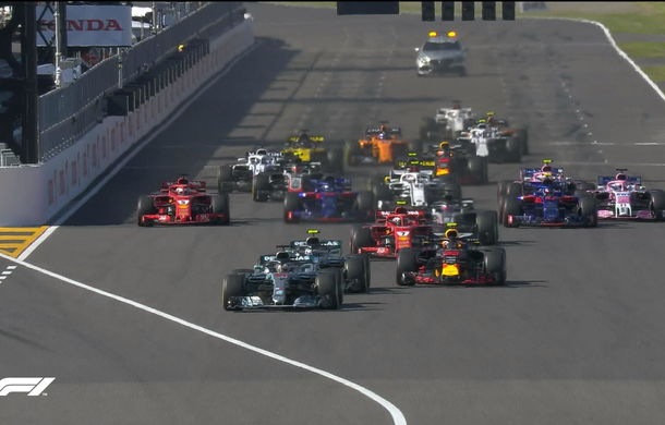 Hamilton, victorie ușoară la Suzuka! Vettel, doar locul 6 după un acroșaj cu Verstappen - Poza 2