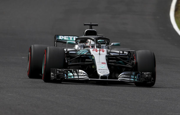 Hamilton, victorie ușoară la Suzuka! Vettel, doar locul 6 după un acroșaj cu Verstappen - Poza 1