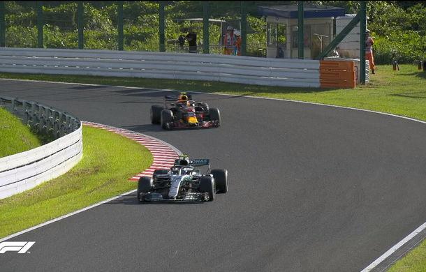 Hamilton, victorie ușoară la Suzuka! Vettel, doar locul 6 după un acroșaj cu Verstappen - Poza 4