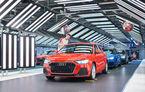 Noua generație Audi A1 Sportback a intrat în producție: modelul de clasă mică este asamblat la uzina Seat din Martorell