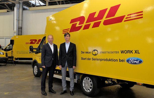 Ford a început producția de utilitare electrice în Germania: 3.500 de unități bazate pe modelul Transit vor fi livrate anual - Poza 1