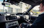 """Un Range Rover Sport autonom a fost testat cu succes în Marea Britanie: """"Vrem ca mașinile autonome să devină o realitate pentru clienți în cel mult 10 ani"""""""