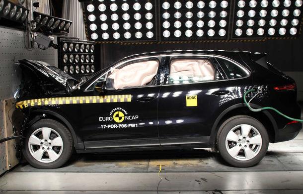 Suspiciuni la Euro NCAP: unii constructori marchează distinct anumite componente pentru testele de siguranță - Poza 1