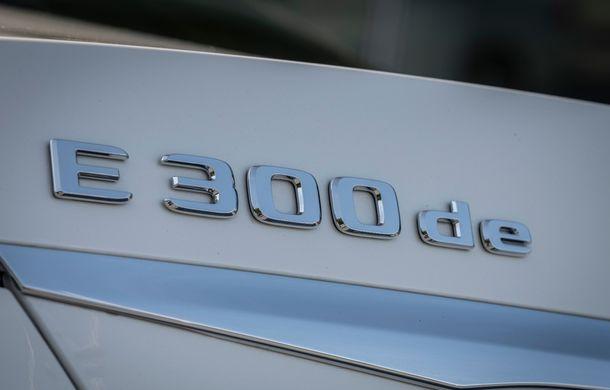 Mercedes-Benz Clasa E primește noi versiuni cu sistem hibrid de propulsie: până la 320 CP și autonomie în modul electric de 54 de kilometri - Poza 24