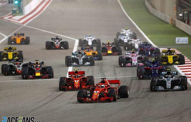 Sistemul de punctare din Formula 1 rămâne neschimbat în 2019: echipele nu au ajuns la un acord pentru acordarea de puncte până la locul 15 - Poza 1