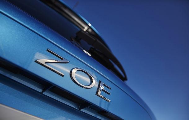 Renault dezvoltă o nouă generație Zoe: francezii țintesc o autonomie de 400 de kilometri conform WLTP - Poza 1