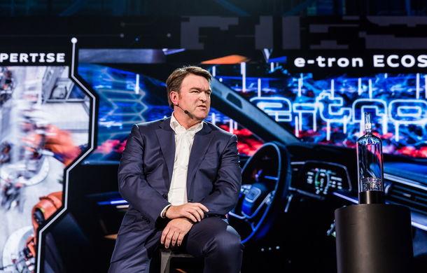 """Șeful interimar Audi își dorește să rămână în funcție: """"Mi-ar plăcea să ocup poziția de CEO pe termen lung"""" - Poza 1"""