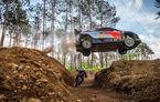 Cursă neobișnuită: un Hyundai i20 WRC și o bicicletă se întrec în inima Portugaliei