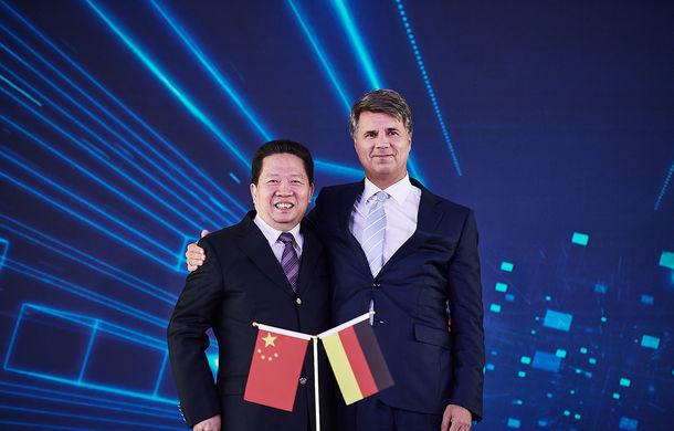 BMW prelungește joint-venture-ul din China până în 2040: investiții de peste 3 miliarde de euro pentru extinderea producției - Poza 1
