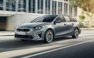 Kia dezvăluie noile planuri pentru electrificare: plug-in hybrid pentru Ceed SW și Sportage și o nouă generație Soul EV