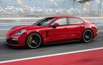Porsche lansează noile Panamera GTS și Panamera Sport Turismo GTS: motor V8 biturbo de 460 CP și comportament dinamic îmbunătățit