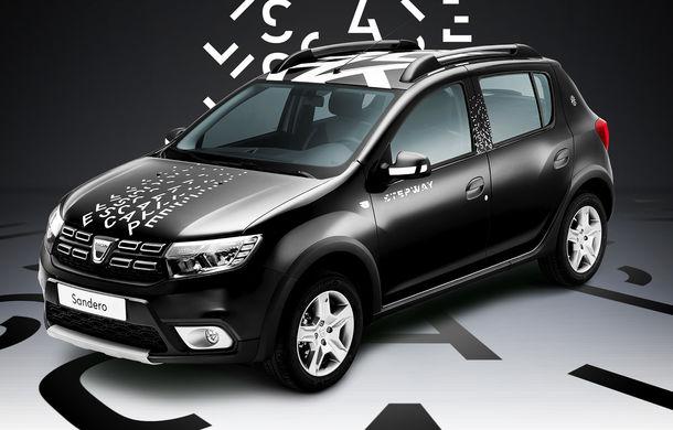 Dacia Sandero Stepway Escape: ediție specială de 400 de unități pentru piața din Franța - Poza 1