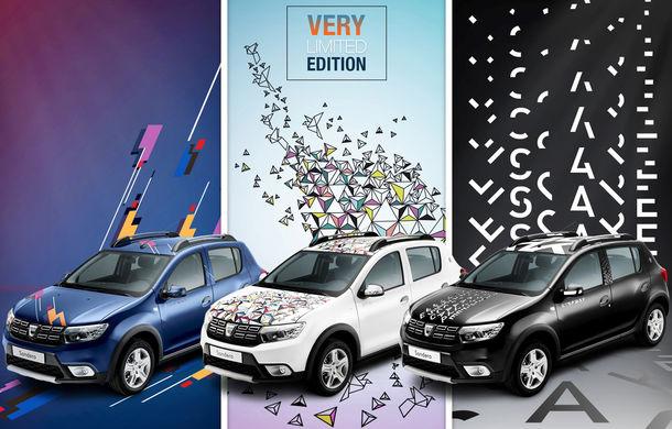 Dacia Sandero Stepway Escape: ediție specială de 400 de unități pentru piața din Franța - Poza 4