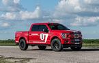 """Tunerul Hennessey lansează Heritage F-150: pick-up-ul primește mai multă putere și """"hainele"""" lui Ford GT40"""