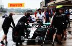 Antrenamentele de Formula 1 din Statele Unite, afectate puternic de ploaie: Hamilton, cel mai ...