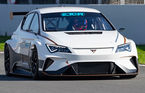 Prima apariție pe circuit a lui Cupra e-Racer: modelul electric va putea fi admirat din 2020 ...