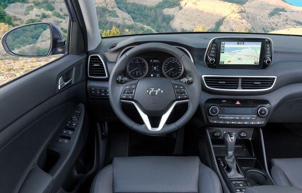 Hyundai Tucson facelift, disponibil și în România: start de la 22.300 de euro. Promoție de lansare de la 17.300 de euro - Poza 15